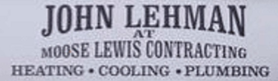 John Lehman Moose Lewis Contracting Inc.