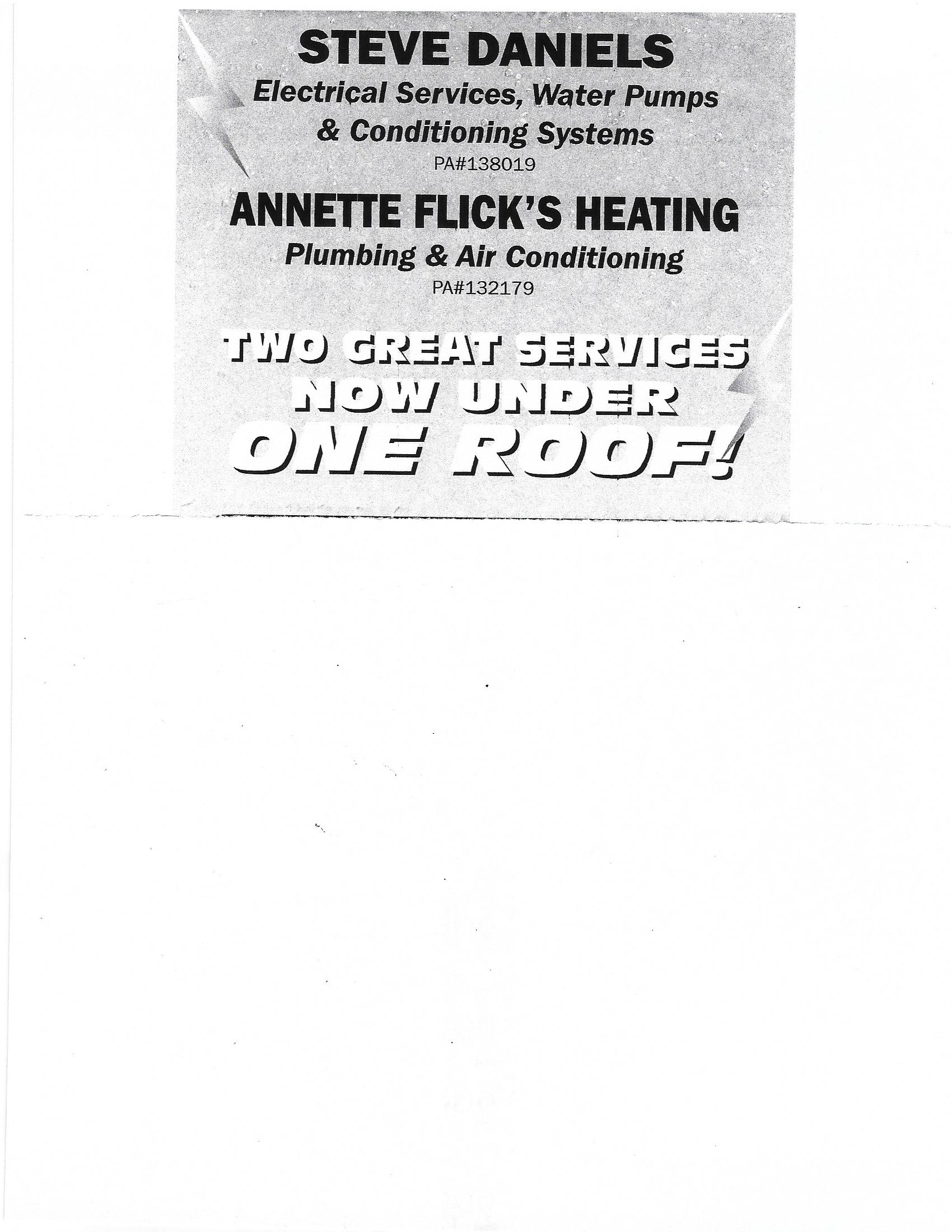 Flick's Heating, Plumbing, and A/C
