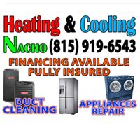 Nacho Heating and Cooling Plus Co.