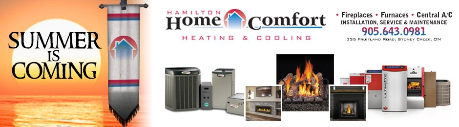 Hamilton Home Comfort