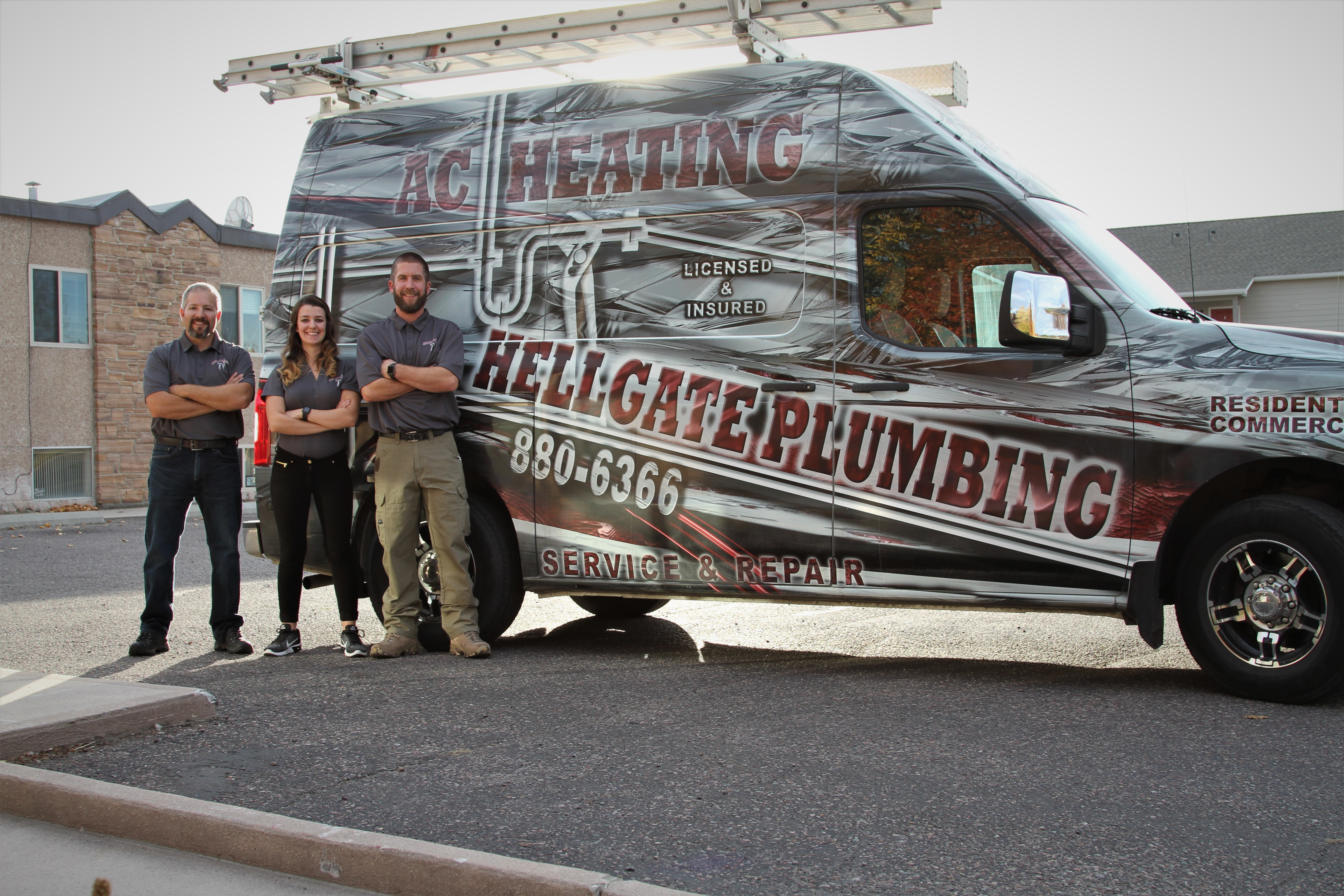 Hellgate Plumbing & Heating/Air INC.